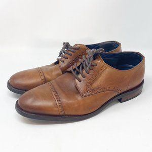 Cole Haan Grand OS 26146 Cap Toe Watson Leather